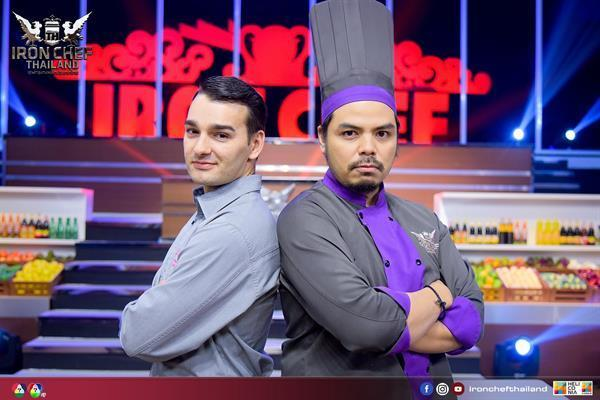 Iron Chef Thailand15กย61
