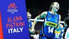 Elena Pietrini and Italy are ready for the season!   VNL Stars   Volleyball Nations League 2019