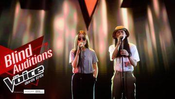 ชมพู่ & มอส – สิ่งที่ไม่เคยบอก – Blind Auditions – The Voice Thailand 2019 – 23 Sep 2019