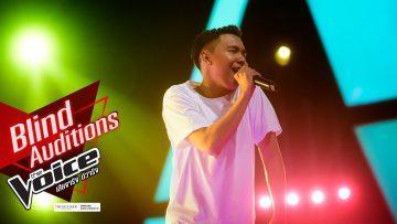ซาสี่ – รักหนีที่เซเว่น – Blind Auditions – The Voice Thailand 2019 – 23 Sep 2019