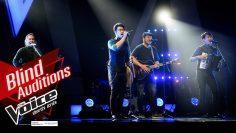 ERROR99 – เสมอ – Blind Auditions – The Voice Thailand 2019 – 16 Sep 2019